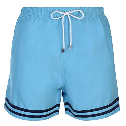 Pierre Cardi - Bañador - para Hombre Azul Turquesa L