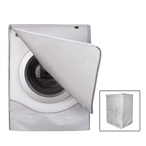 Mr.You]Machine à Laver Couvrir imperméables à l'eau écran étanche contrôle de suie l'utilisation à l'intérieur pour Cuisine Salle de Bains 3 Ans durée de Vie(60 * 85 * 64cm)