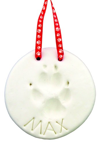 Polyform Various Sculpey Keepsake Kit Pawprint Ornament 2
