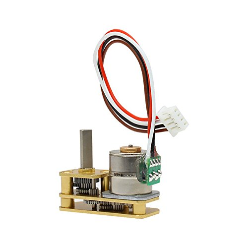 b8a9ad5a8a17 Hitommy Chihai Motor DC 5V Brushless Motor 2-Phasen 4-Draht Schrittmotor