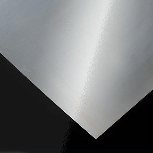 Poliestireno Espejo Plancha Medidas 200cm x 100cm