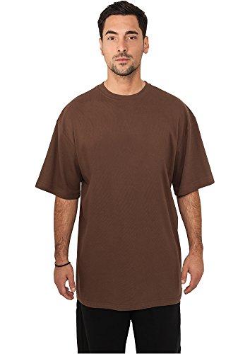 Urban Classics Tall Tee T-Shirt TB006-1, size:XL, Farbe:brown