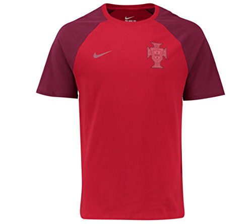 Nike Football Match Tee – Short Fédération portugaise de football 2015/2016 pour homme