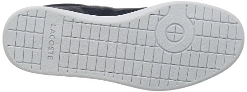 Lacoste Carnaby Evo G316 6, Sneakers basses femme Blau (NVY/NVY 95K)