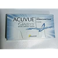 Acuvue Oasys quincenales- -5.00/6 uds