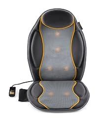 Medisana MC 810 Massageauflage 88937, für wohltuende Vibrations, mit verschiedenen Massagezonen und integrierter Wärmefunktion