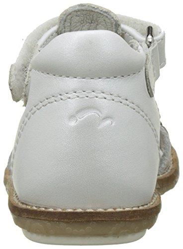 Noël Baby Mädchen Mini Sun Krabbelschuhe Weiß (Weiß)