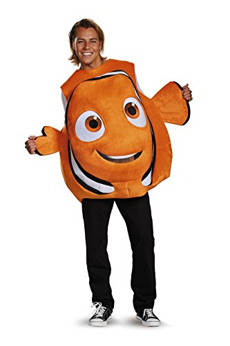 Disney's Finding Dory Nemo Adult Fish Costume One - Dory Von Findet Nemo Kostüm