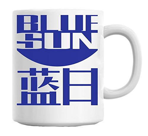 Blue Sun Corporation Logo Mug Cup -