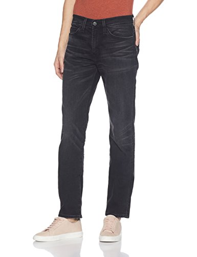 Levis Mens Slim Fit Jeans (6901960708156_32924-0018_32W x 34L_Black)