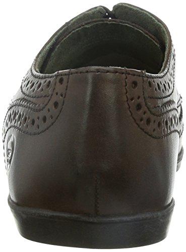 Base London Shore, Chaussures de ville homme Marron (Waxy Brown)