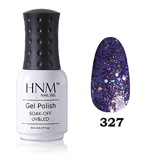 HNM Vernis à Ongles Semi Permanent Manucure Nail Art Pafait pour Vos Ongles UV LED Soak off 8ml-81