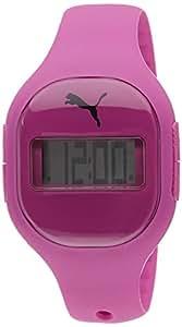 Puma Digital Pink Dial Unisex Watch - PU910921004