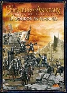 LE GONDOR EN FLAMME
