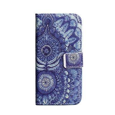 Monkey Cases®-Motif flip case-Haute-Original-Neuf-Housse pour Iphone 6plus 5,5pouces-eans Mandala