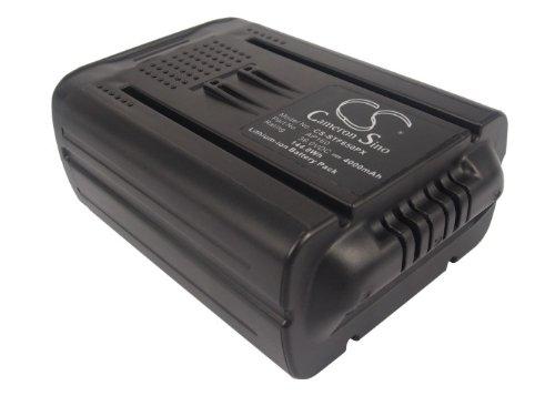 Preisvergleich Produktbild techgicoo 4000mAh/144.0Wh Akku kompatibel mit Stihl msa160, FSA 65, FSA 85, BGA 85, hla65, hsa65, hsa66, RM370, msa160C-bq und andere
