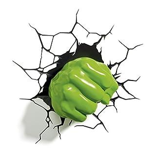 Lansay 10153 - Ameublement Et Décoration - Le Poing De Hulk