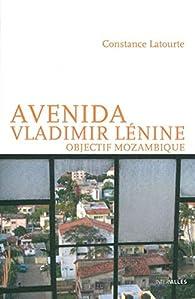 Avenida Vladimir Lénine par Constance Latourte