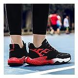 YAYADI Schuhe Herren Sneakers Casual Sneakers Jogging Fitness Schuhe Leichte Atmungsaktive Yoga Reiten Reisen Outdoor Produkte, 8,5