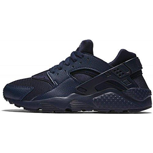 Nike-Huarache-Run-bleu-GS-Sneakers-Femme