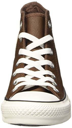 Converse, Chuck Taylor All Star Adulte Seasonal Leather HI, Sneaker, Unisex - adulto Pinecone