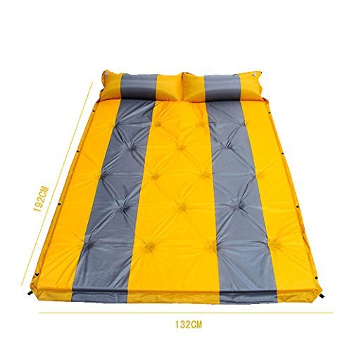 Automatische zelt, Mehreren personen camping Hand-wurf-geschwindigkeit öffnen Familienzelt Windproof Regen sonnenschutz Outdoor Indoor Mit großen Öffnungen Kuppelzelte-E 2 Personen (Alle Wetter Aluminium-rahmen)