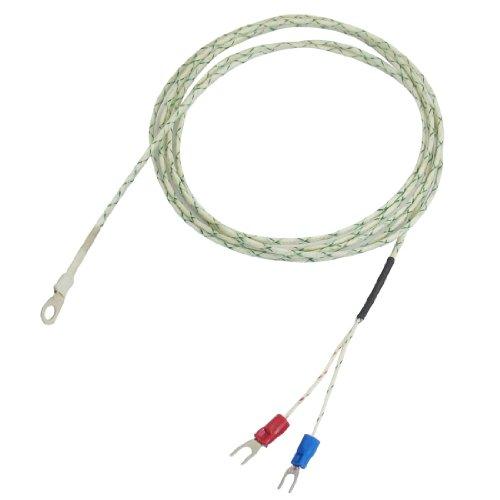 sourcingmapr-800c-9mm-x-5mm-sonda-anello-k-tipo-termocoppia-temperature-sensore-2m-66ft