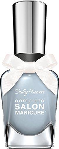 Sally Hansen Complete Salon Manicure, Nagellack mit Keratin, Hochzeitskollektion, Fb. 541/362, in full blue-m (Nail Hansen Polish Gel Set Sally)