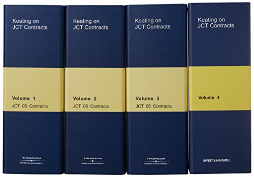 Keating on JCT Contracts