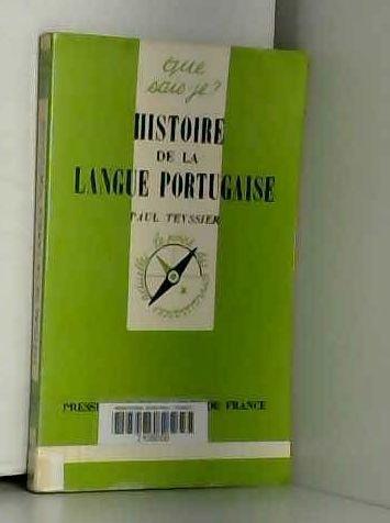 Histoire de la langue portugaise