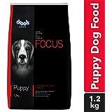 Drools Focus Puppy Super Dog Food, 1.2kg
