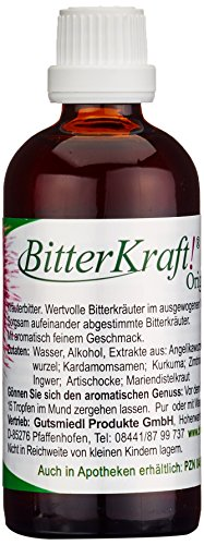 BitterKraft! Original, 1er Pack (1 x 100 ml)