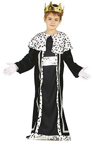 Kostüm Wise 3 Men Kinder - Fancy Me Jungen Wise König Wise Man Weihnachten Geburt Play festlich Kostüm Kleid Outfit 3-12 Jahre - 5-6 Years