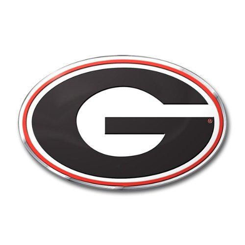 Team ProMark NCAA Georgia Bulldogs Die Cut Farbe Automarke Emblem