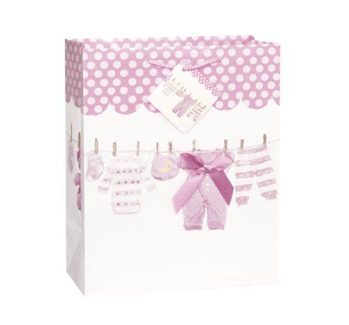 eife Wäscheleine Baby-dusche Geschenk Tasche ()