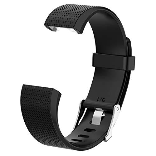 NEU! Tensay Weiche mode silikon ersatz uhrenarmband armband für fitbit charge 2, professionelle uhr zubehör, beste geschenk für festival geburtstag familien
