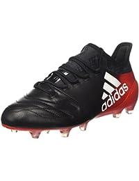 adidas X 16.1 Leather Fg, Botas de Fútbol para Hombre