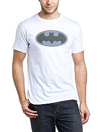Dc Comics Batman Batman Colour Logo 6 - Camiseta con manga corta para hombre