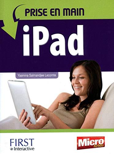 Prise en main iPad par Yasmina SALMANDJEE LECOMTE