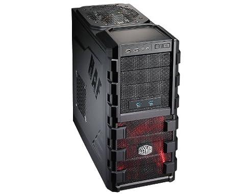 Cooler Master RC-912P-KKN1 Boitier PC sans alimentation ATX Noir