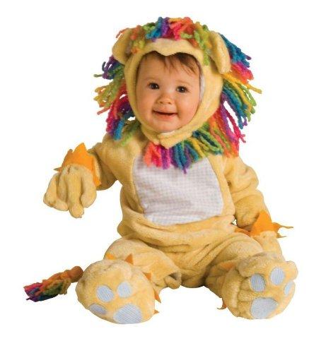 egenheiten Ru885357I Fearless Lil Lion Infant 12-18 (Lil Lion Kostüme)