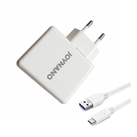 JoyNano 2-port 11w chargeur usb 5v 1a 2.1a transfo pour