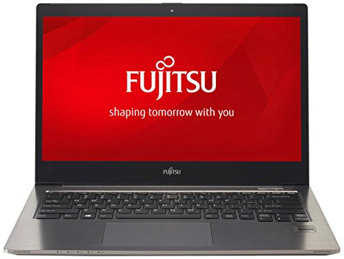 Fujitsu LIFEBOOK U904 35,6 cm (14 Zoll) Ultrabook TOUCH-Display (Intel Core i7-4600U bis zu 3,3 GHz 10GB, 256GB SSD, 4G/LTE, Palm Secure Sensor, Windows 8.1) silber/schwarz Fujitsu-touch-screen