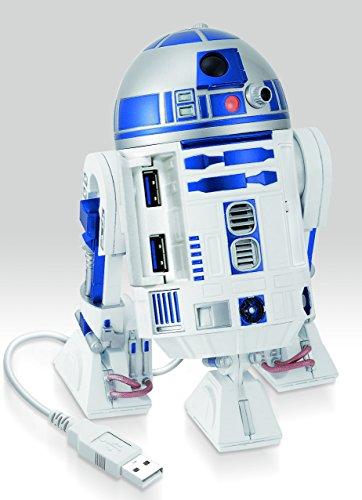 Disney Cube Works run' A Star Wars R2-D2Star Wars 4Port USB 3.0Hub