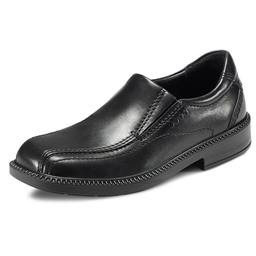 3abf9bae70eb8 ECCO Shoes Boys Junior Dublin Loafers 735503-01001 Black 3 UK Child, 36 EU  - Buy Online in Oman.   Shoes Products in Oman - See Prices, Reviews and  Free ...