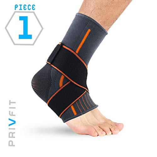 Privfit Hyper-Protective Ankle Compression Support Joint Pain Relief