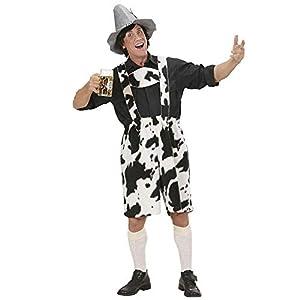 WIDMANN NEFFY Shop Plush Cow Lederhosen (XL)