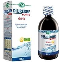 Esi Diurerbe Forte Drink Limone Integratore Alimentare - 500 ml