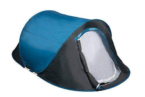 DKB Popup Wurfzelt Zelt Campingzelt für 1 oder 2 Personen