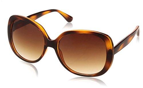 MTV Gradient Oversized Women's Sunglasses &#...